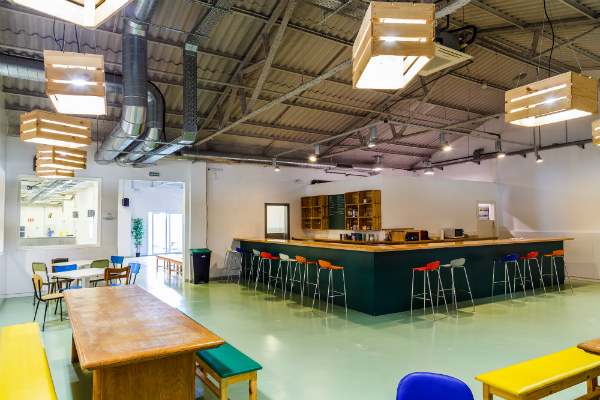 Cafeteria CREC Sabadell