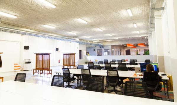 Visita CREC Coworking Sabadell