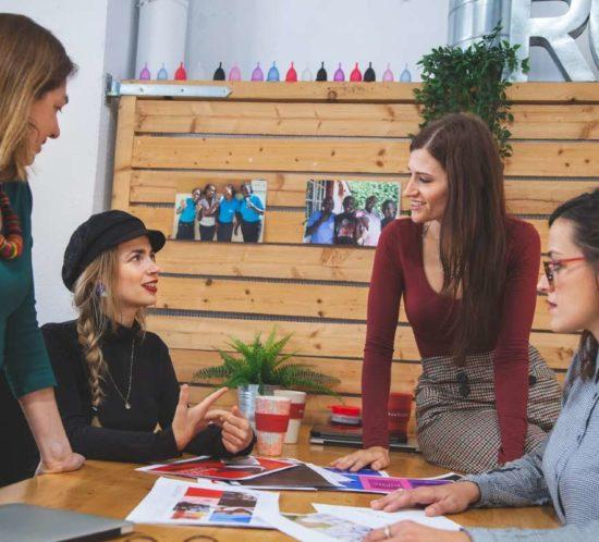 El lado femenino del emprendimiento