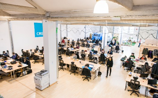 CREC Coworking Barcelona para empresas