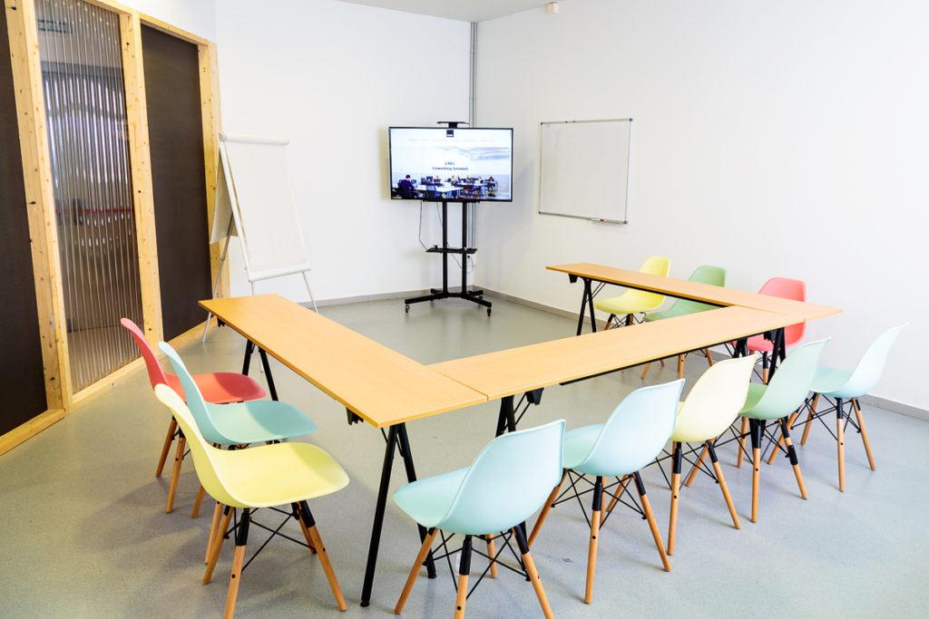 Sala de reuniones Sabadell