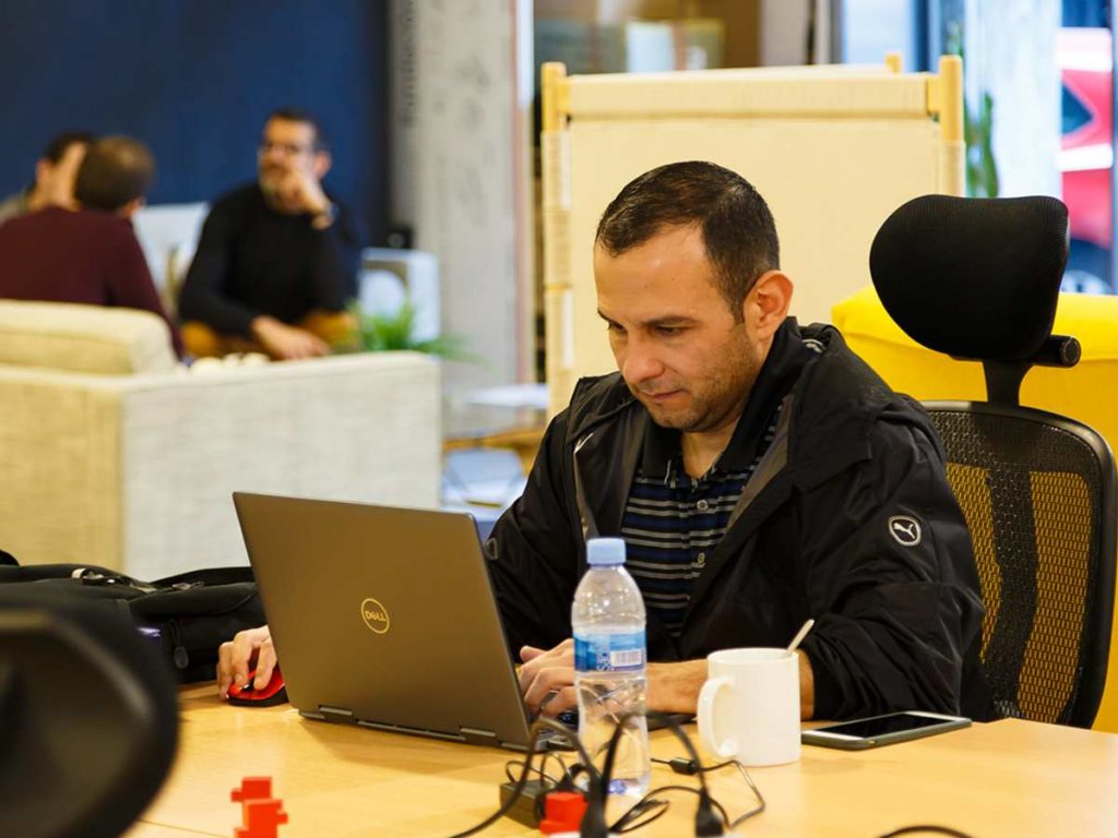 Eduardo Ruiz CREC Coworking Barcelona