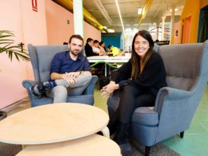 CREC Coworking Barcelona + Netmentora Catalunya