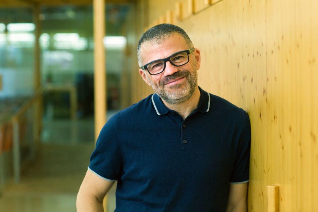 Roman Calavera CEO CREC Coworking Barcelona