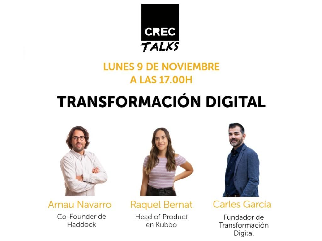 CREC Coworking Transformación Digital