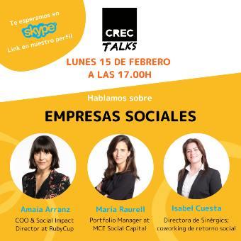 Empresas sociales CREC Talks