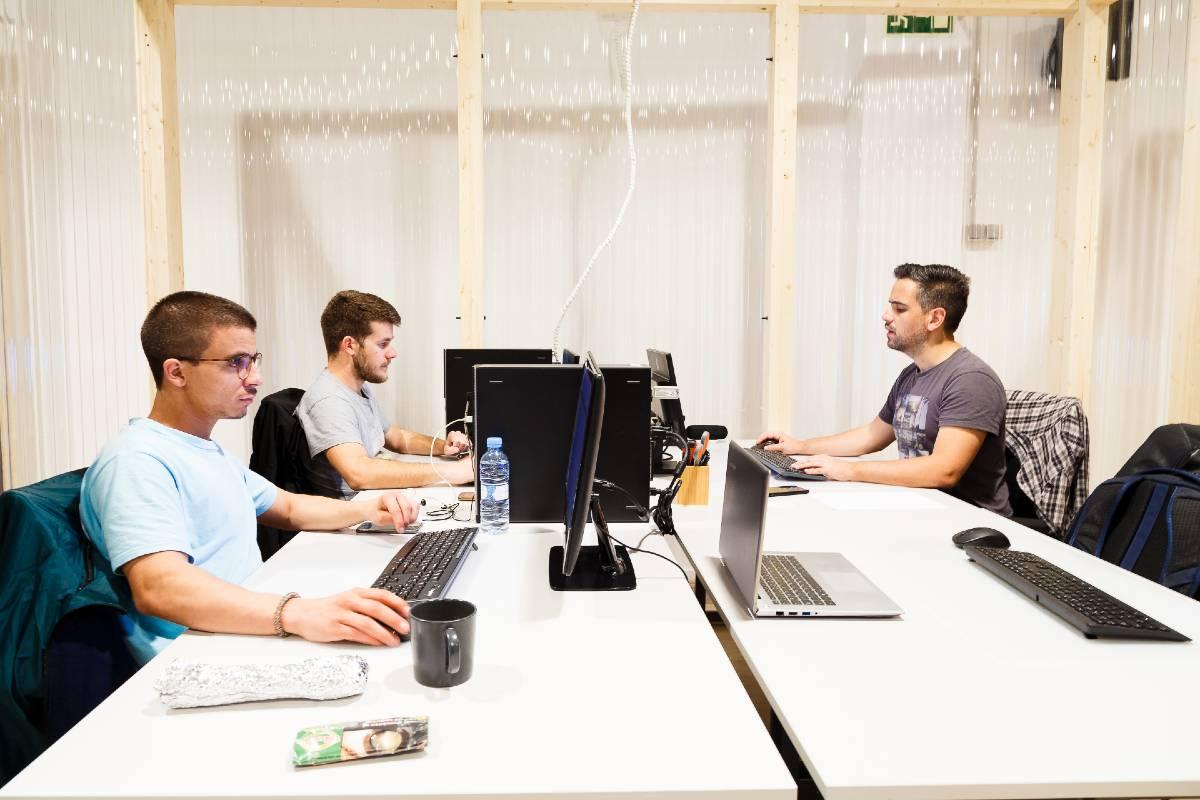 Oficina privada CREC Coworking Sabadell