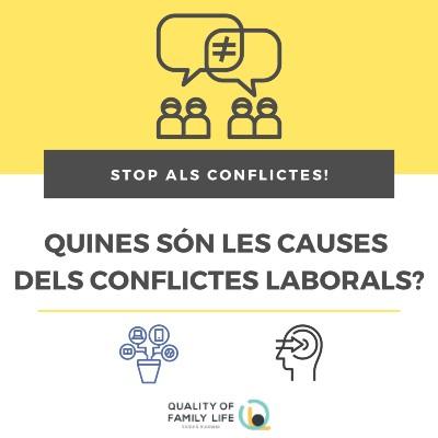 STOP als conflictes! CREC Coworking QOFL