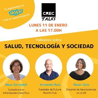 CREC Coworking Salud, tecnologia y sociedad