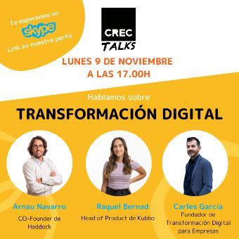 Transformación digital CREC Coworking