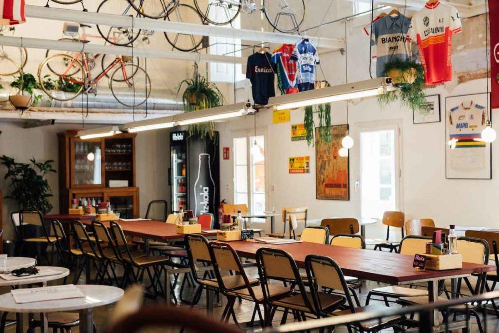 Eroica Caffe CREC Coworking Barcelona