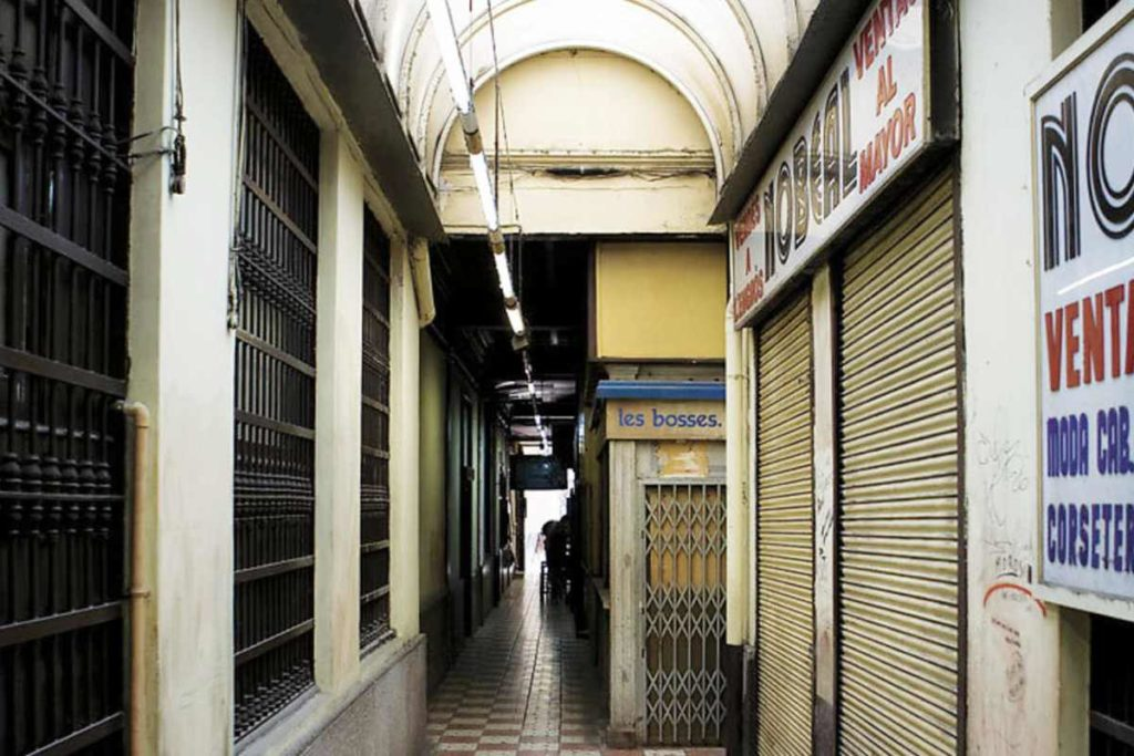 Passatge Manufactures CREC Coworking Barcelona