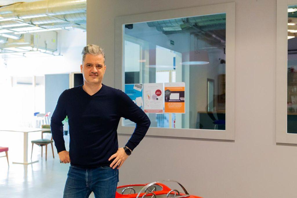 Alfredo Vera CREC Coworking Barcelona y Sabadell