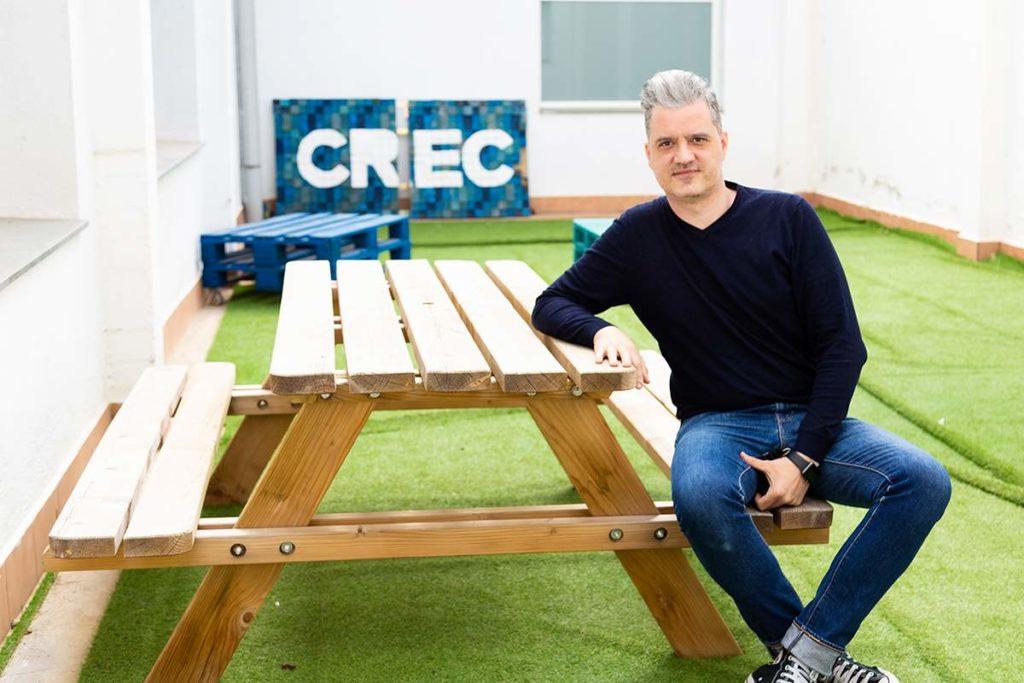 Alfredo Vera Community Builder CREC Coworking Sabadell