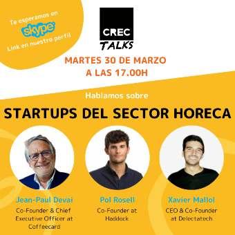 CREC Talks HORECA