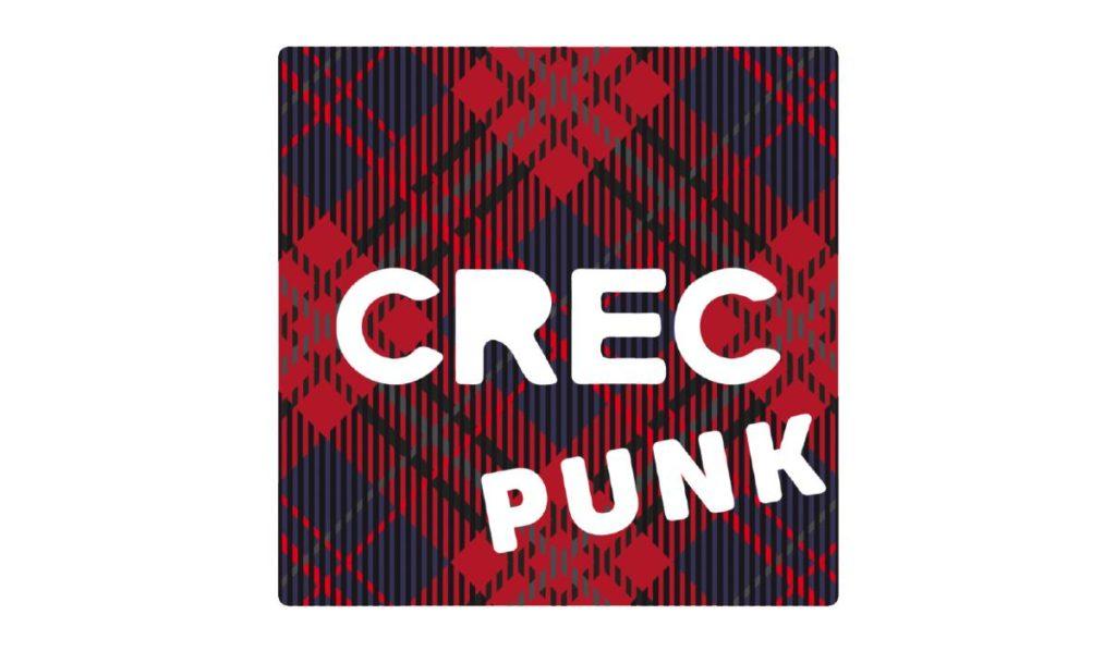 CREC Coworking Barcelona logo Punk